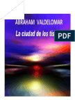 Abraham Valdelomar - La Ciudad de Los Tisicos