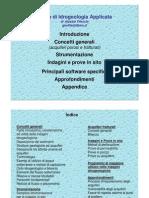 1 Introduzione Strutture Idrogeologiche Terminologia