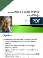 Enfermedades Mentales en Los Viejos Sin Ejercicio (1)