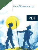 Yale University Press Fall 2013 Catalog
