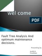 Fault Tree Analysis TQM
