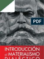 Introduccion Al Materialismo Dialectico