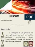 clonagem-121202125220-phpapp02