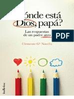 Donde Esta Dios, Papa - Clemente Ga Novella