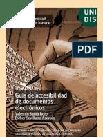 Capitulo V Accesibilidad Materiales Audiovosuales