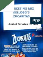 Marketing Mix en kellogg venezuela