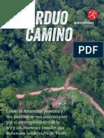 Informe de Global Witness sobre los intereses de la carretera Purús - Tahuamanu