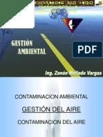 GESTIÓN  AMBIENTAL DEL AIRE Y RUIDO
