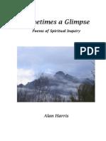 Sometimes a Glimpse