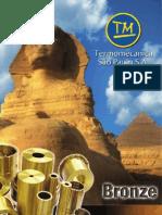 Catálogo do Bronze