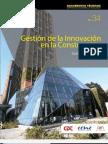Gestion en la Innovacion en la Construcción