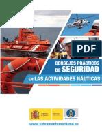 Seguridad Actividades Nauticas