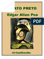 o Gato Preto-Allan Poe