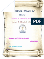 Informe Cito Trichomonas