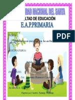 Biblioteca Escolar en La Actualidad