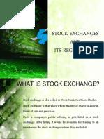Stock Exchange & Its Regulations