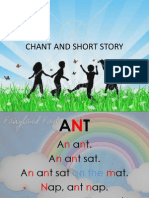 Chant and Short Story
