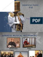 Japanese Music (Without Video)