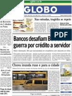 O Globo 260411
