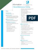 Course Info Sheetb1 info