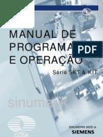manual de programação e operação siemens 802D sl serie skt kit