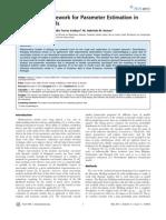 A Bayesian Framework for Parameter Estimation