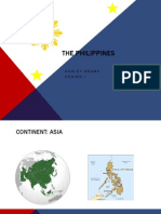 adamo ashley the phillippines country research project