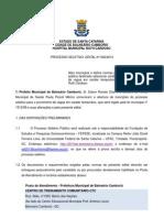 Concurso Prefeitura de Balneario Camboriu