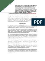 Acuerdo Secretarial 286 Del a Sep