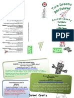 CCS STEM Series Brochure