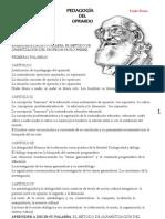 PEDAGOGÍA DEL OPRIMIDO - Paulo Freire