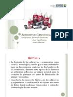 Adhesivos Industriales PDF