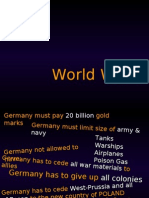 World War II Germany Must Pay 20 Billion Gold