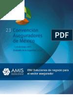 IBM Soluciones de negocio para el sector asegurador 7 mayo 2013..pdf