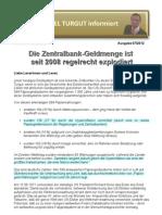 Michael Turgut informiert - der Edelmetall-Report 7/2012