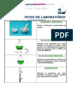 Vidrarias de Laboratorio Quimica
