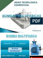 Bomba Multifasica