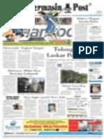 Banjarmasin Post edisi Jumat 17 Mei 2013