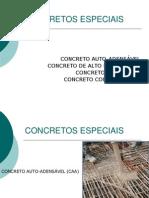 Aula 3- Concretosespeciais (1)