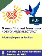 adenoamigdalectomia