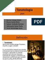 Exposicion La Tanatologia