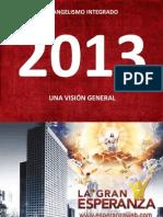 proyecto2013-evangelismo-130116101140-phpapp01