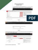 Manual de Creacion de Bd en Oracle