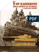 Panzers of Kasserine