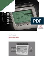 Seat Leon Radio Manual