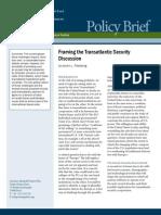 Framing the Transatlantic Security Discussion