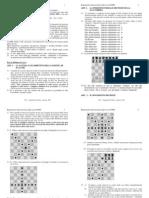 Regolamento Internazionale Degli Scacchi FIDE