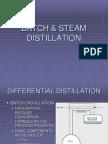 Batch Distillation