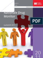Nationale Drug Monitor Jaarbericht 2011