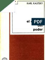 Karl Kautsky-El Camino Del Poder